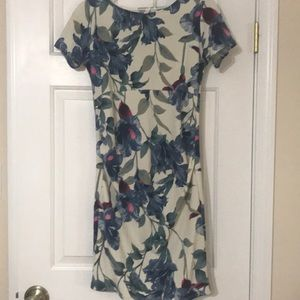 Size small fitted maternity dress